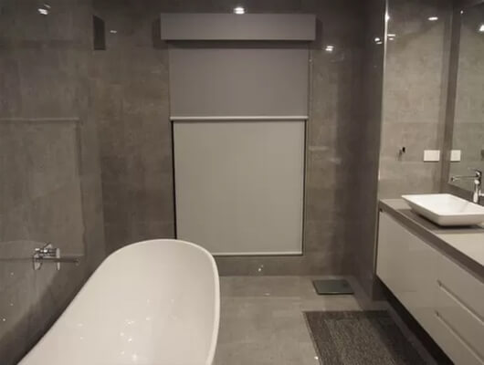 Bathroom Pelmet