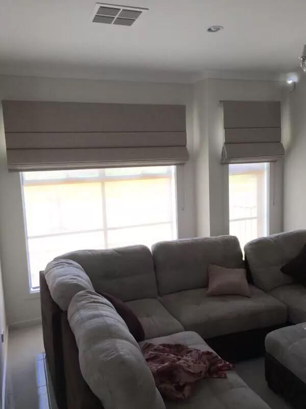 Feature Benefits of Roman Blind