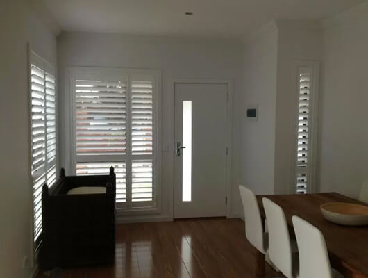 >Our Process for Painting Plantation Shutters