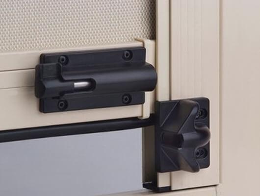 Zipscreen Lock