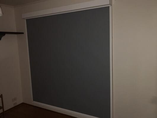 blockout ziptrak interior blind ZipTrak Interior