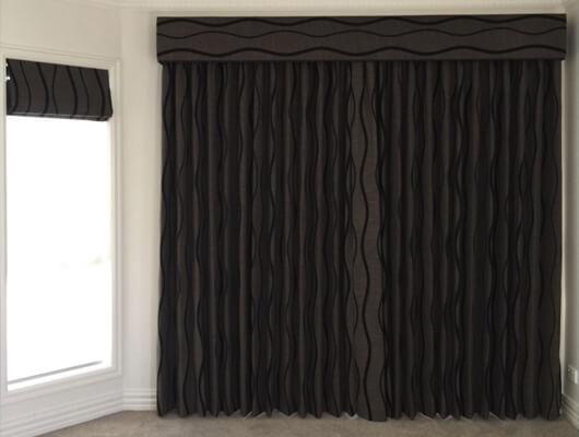 designer curtains and romans kew