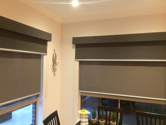 dual roller blinds mernda
