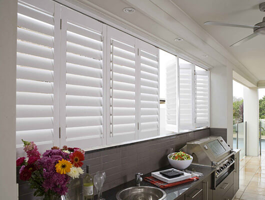 plantation shutter outdoor