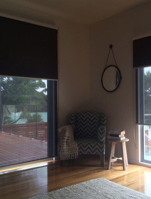 twin roller blinds melbourne