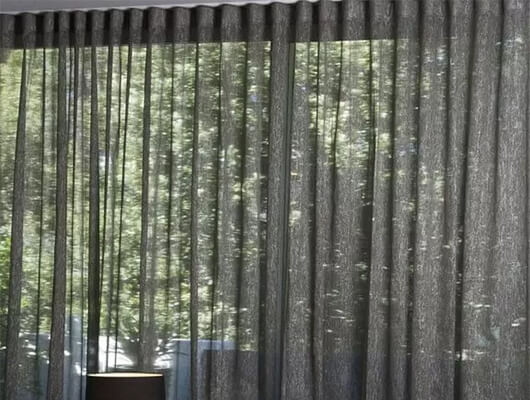 Choose From an Extensive Range of Sheer & Voile Curtains
