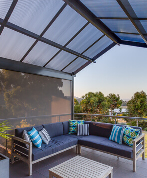 Alfresco Outdoor Blinds Melbourne