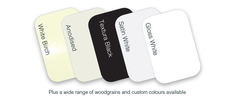 Local colour swatches