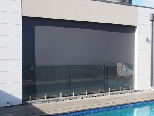 ziptrak motorised blinds