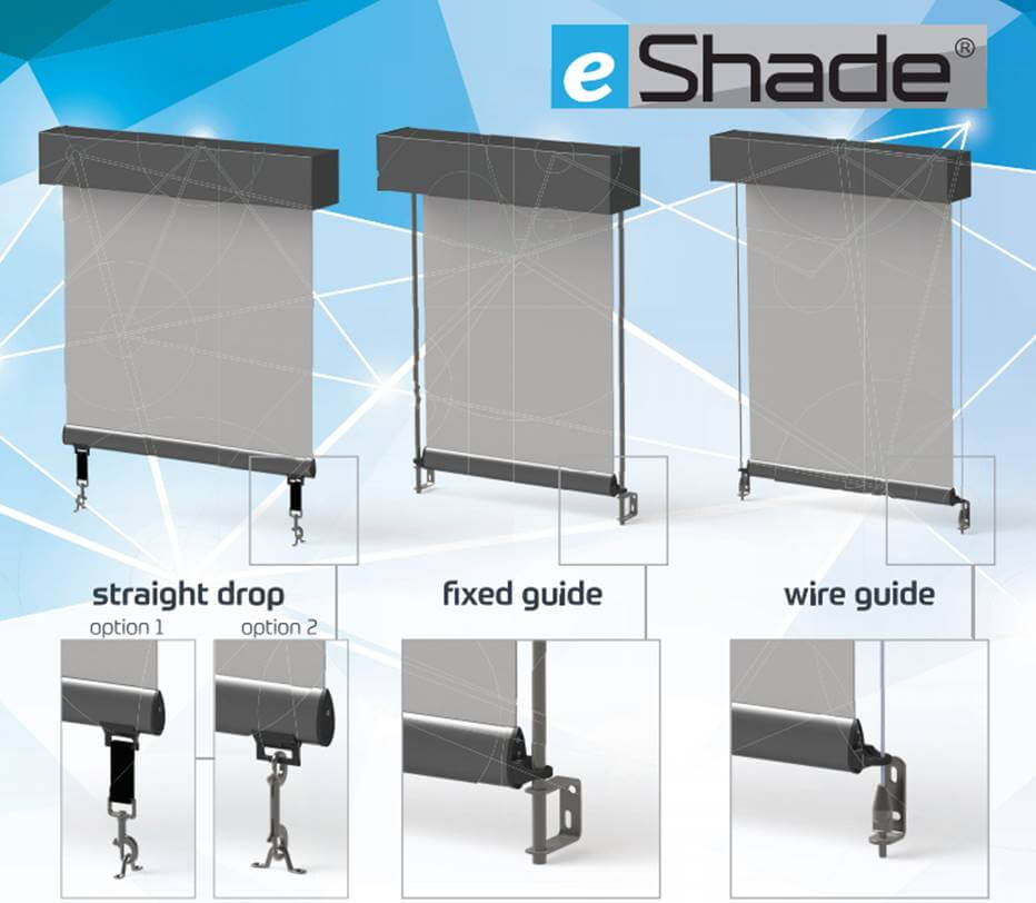 eShade option guide